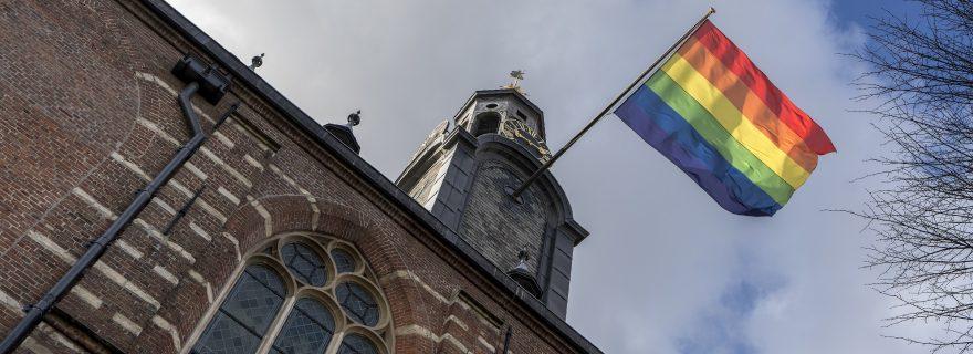 LGBTQ Pride, Black Lives Matter, and Leiden University