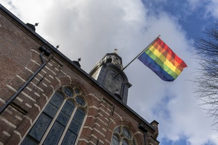 LGBTQ Pride, Black Lives Matter, and Leiden University